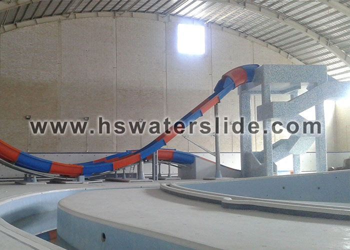 Indoor water park operations in the open season and revenue opportunities