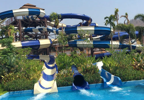 the top and most professional water park manufacturer in China