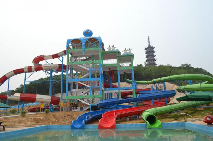 Theming Of Water Park
