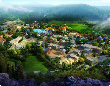 Haisan Design and Plan Water Theme Park