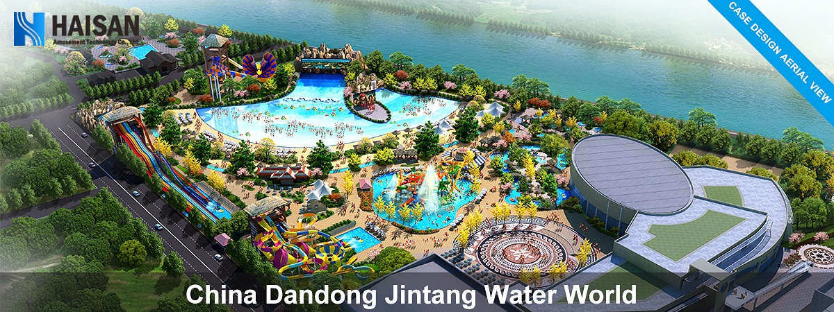 Build a water park with Haisan