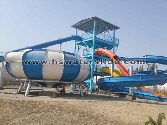 water park slide manufacturers