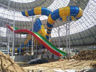 Water Park Installation