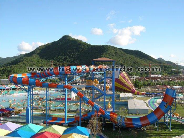 water park slides suppliers