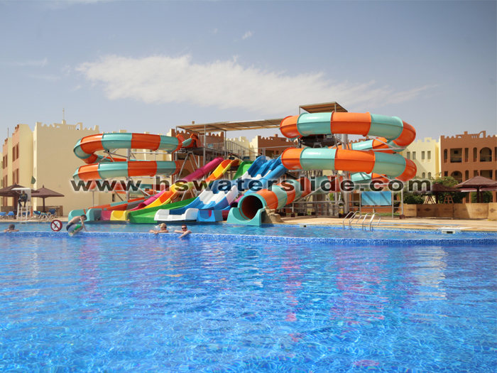 water slide supplier