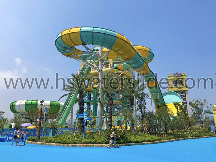 Our Sea water park in Ningbo city, Zhejiang province