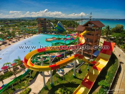 Water park design should pay attention to the intervention of the operation team