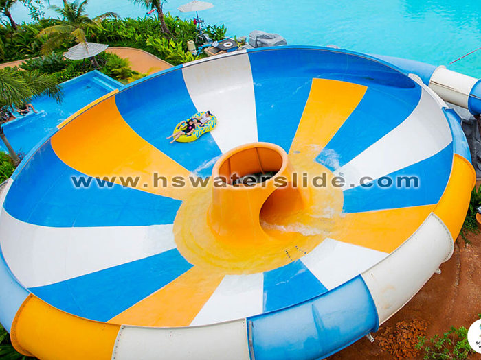 How to design the water park