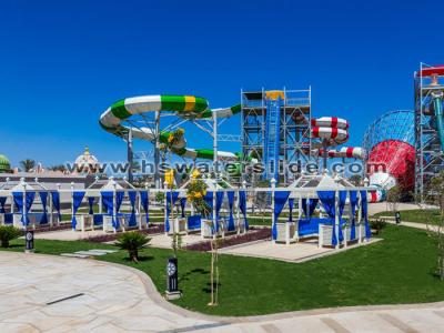 The third part:Key issues in design and construction of water park