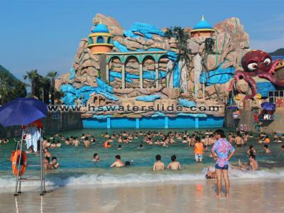The second part:Key issues in design and construction of water park